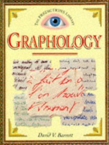 Graphology by David V. Barrett