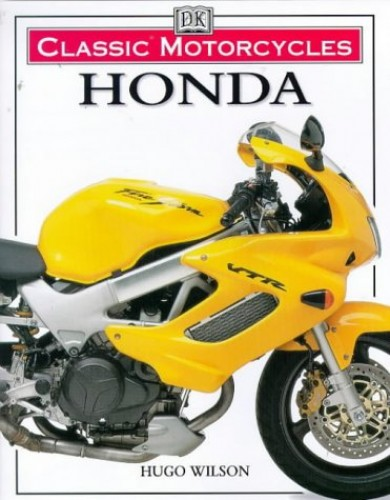 Honda by Hugo Wilson