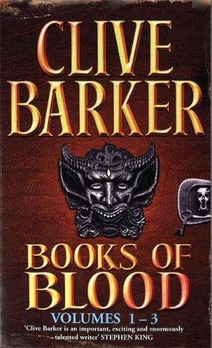 Books of Blood Omnibus by Clive Barker
