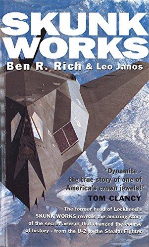 Skunk Works by Ben R. Rich
