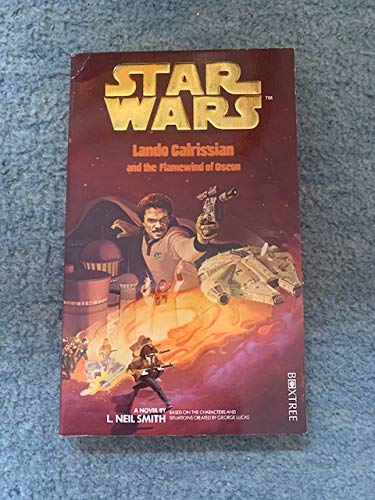Star Wars: Lando Calrissian and the Mindharp of Sharu by L.Neil Smith
