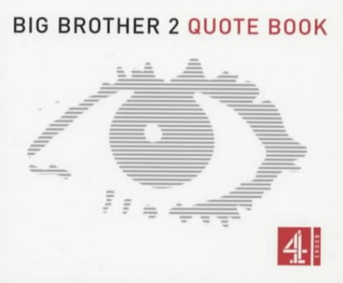 """Big Brother"" 2: Quote Book by Jean Ritchie"