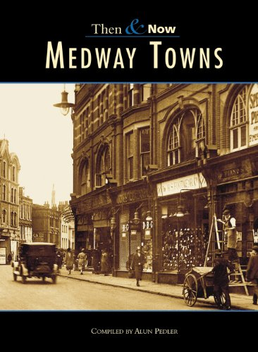 Medway Towns by Alun Pedler