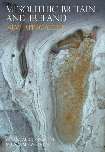 Mesolithic Britain and Ireland: New Approaches by Chantal Conneller