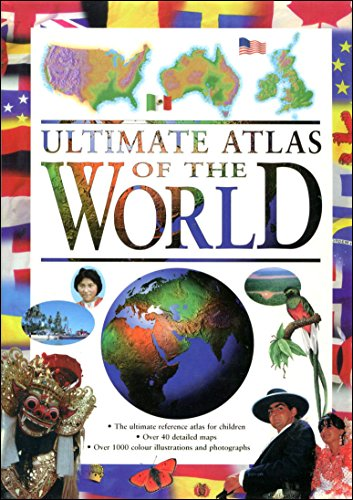 Ultimate Atlas of the World by