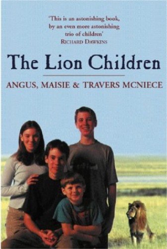 The Lion Children by Angus McNeice