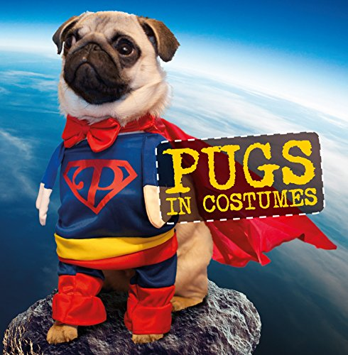 Pugs in Costumes by