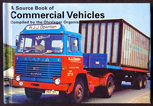 Commercial Vehicles: Source Book by