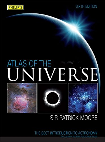 Philip's Atlas of the Universe by Patrick Moore