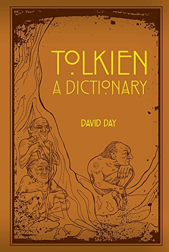 A Dictionary of Tolkien by David Day
