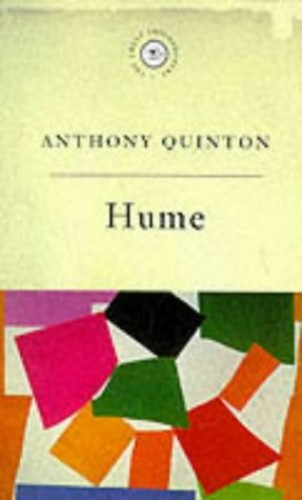 Hume by Anthony Quinton