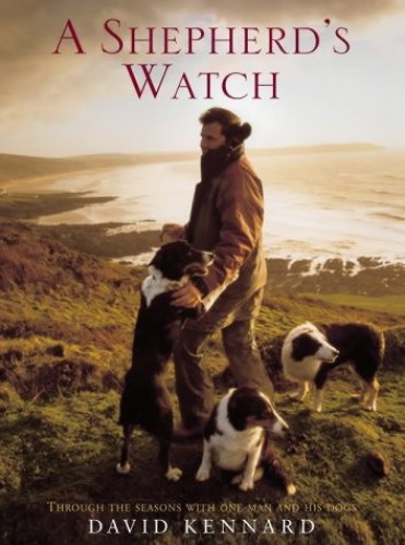 A Shepherd's Watch: Through the Seasons with One Man and His Dogs by David Kennard