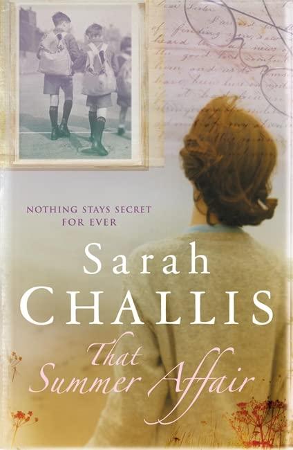 That Summer Affair by Sarah Challis
