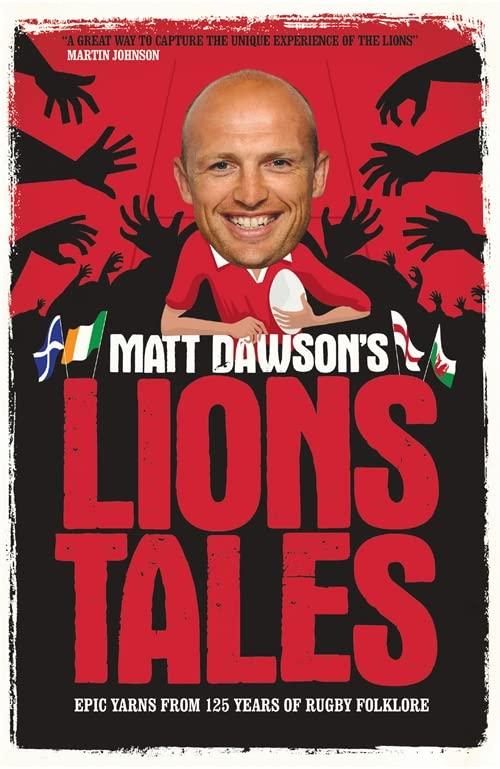Matt Dawson's Lions Tales by Matt Dawson