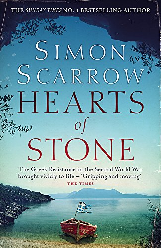 Hearts of Stone by Simon Scarrow