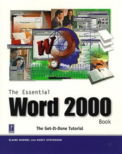 Essential Word 2000 Book by Nancy Stevenson