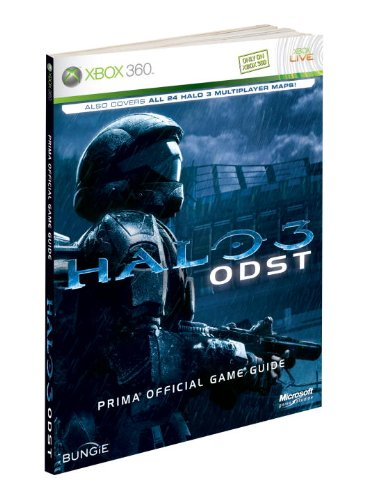 Halo 3: ODST: Prima's Official Game Guide by David S J Hodgson