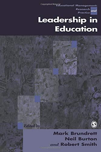 Leadership in Education by Mark Brundrett