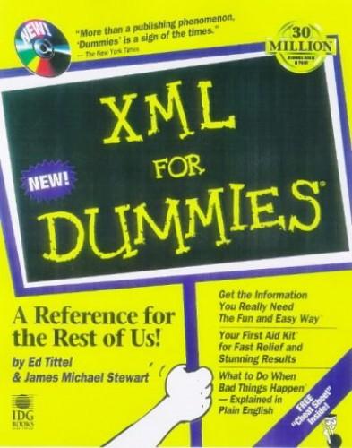 XML For Dummies by Ed Tittel