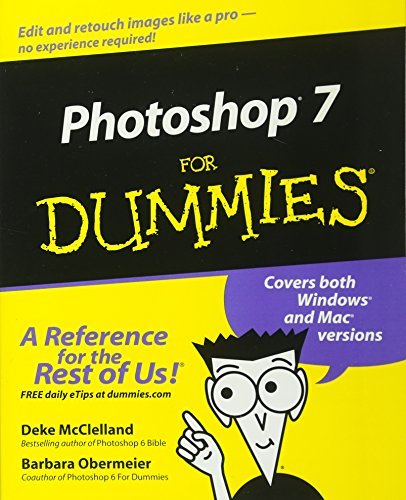 Photoshop 7 For Dummies by Deke McClelland