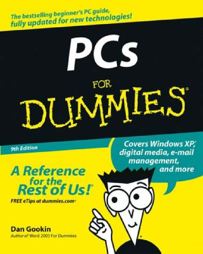 PCs for Dummies by Dan Gookin