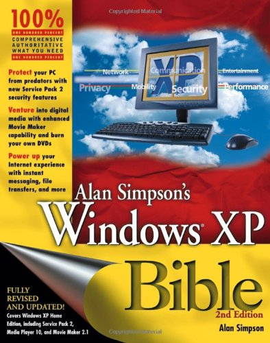 Alan Simpson's Windows XP Bible by Alan Simpson