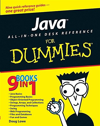 Java All-in-One Desk Reference For Dummies by Andy Harris