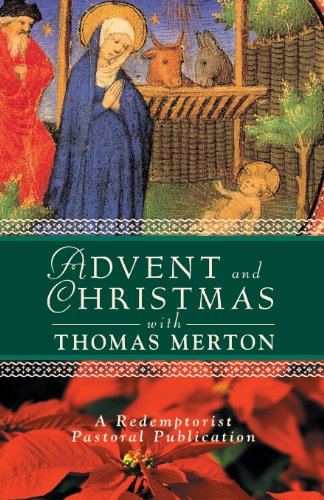 Advent and Christmas with Thomas Merton by Redemptorist Pastoral Publication