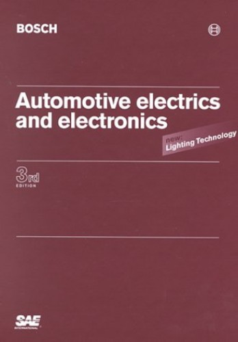Automotive Electrics and Electronics by Horst Bauer