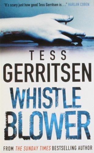 Whistleblower by Tess Gerritsen