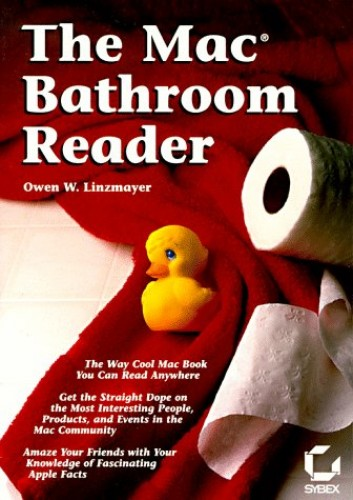 Mac Bathroom Reader by Owen W. Linzmayer