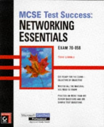 MCSE: Networking Essentials Testing Guide by Bruce Moran