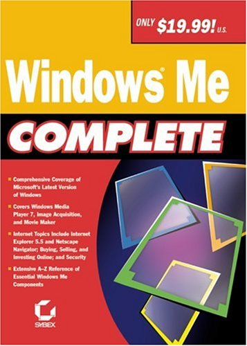 Windows ME Complete by Sybex