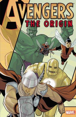 Avengers: The Origin by Joe Casey