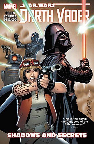 Star Wars: Darth Vader Vol. 2: Shadows and Secrets by Salvador Larroca