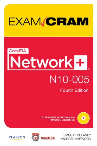 CompTIA Network+ N10-005 Exam Cram by Emmett Dulaney