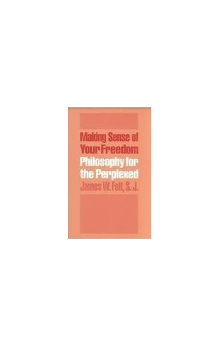 Making Sense of Your Freedom: Philosophy for the Perplexed by James W. Felt