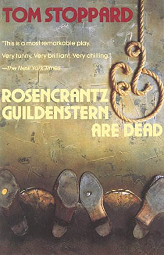 rosencrentz guildenstern comedy essays