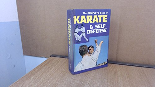 Complete Book of Karate and Self-defence by Robert V. Masters