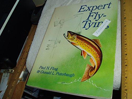 Expert Fly-tying by Paul N. Fling