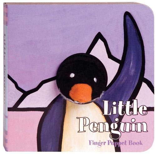 Little Penguin Finger Puppet Book by Imagebook