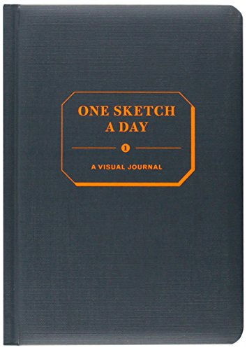 One Sketch A Day: A Visual Journal by Books LLC Chronicle