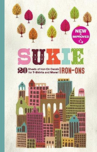 Sukie Iron-On Craft Pad by Darrell Gibbs