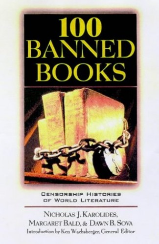 the history and issues pertaining to censorship in barley steffens book censorship A brief history of art censorship from 1508 to 2014 by priscilla frank 380 merriam-webster defines censorship as the practice of.