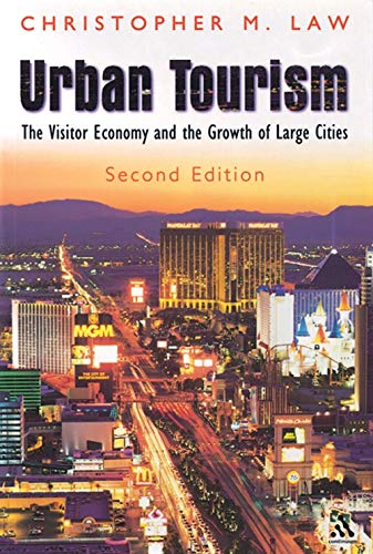 Urban Tourism by Christopher M. Law