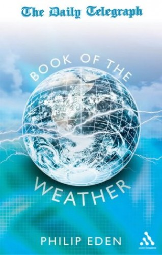 """""""Daily Telegraph"""" Book of Weather by Eden"""