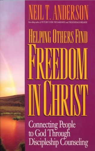 discipleship counseling and helping others find (helping others find freedom in christ) this 7-8 hour workshop allows participants to view and discuss a dvd of a and practice of discipleship counseling.
