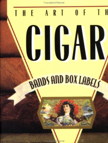 Art of the Cigar-bands and Box Labels by Diane Stevenson