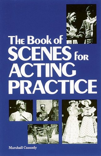 The Book of Scenes for Acting Practice by McGraw-Hill Education