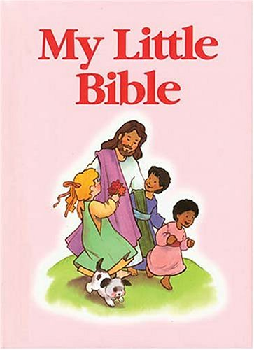 My Little Bible - Pink by Stephanie McFetridge Britt